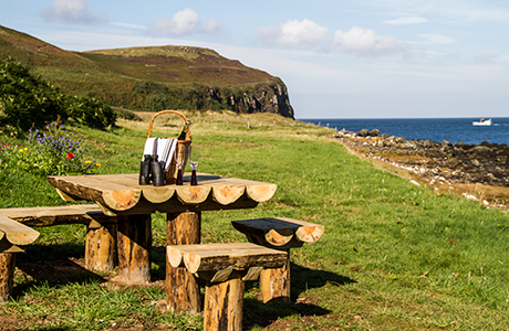 The Hide Picnic Bench