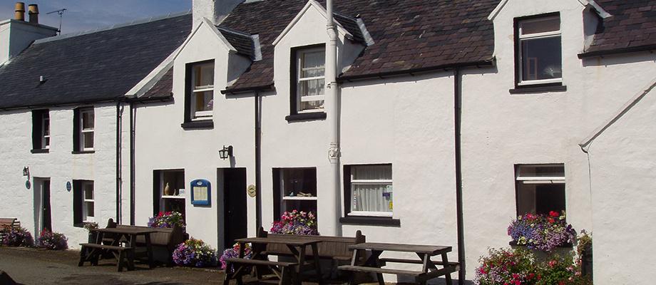 Lochbay seafood restaurant