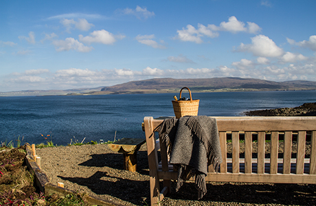 Diana Mackie The Hide Bench